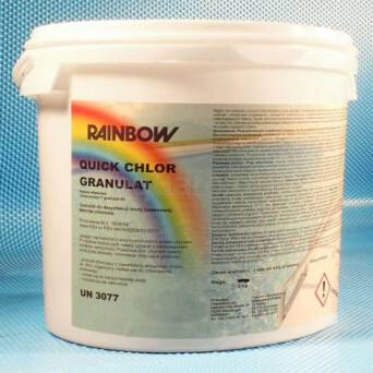 Rainbow QUICK CHLOR 1 kg granulat